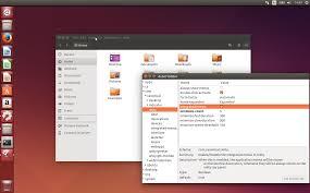 locally integrated menus lim set as default in ubuntu 15 04