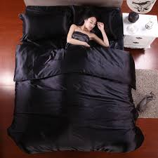 Cheap Black Duvet Covers Popular Black Duvet Cover Twin Buy Cheap Black Duvet Cover Twin
