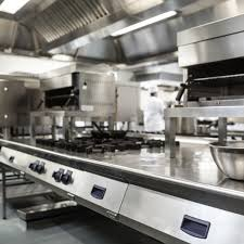 mercial Kitchen Ventilation