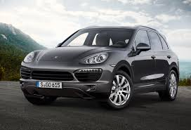 Porsche Cayenne Manual Transmission - would be porsche thief foiled by locked doors