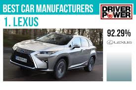 xe lexus nao dat nhat hãng xe nào tốt nhất năm 2017