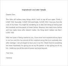 52 love letter templates u2013 free sample example format download