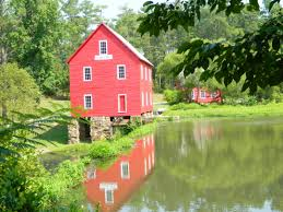 old mill in senoia ga was the glass house in sweet home alabama