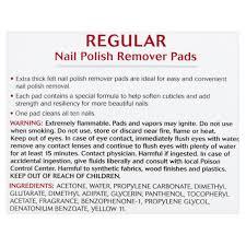 equate nail polish remover pads 10 ct walmart com