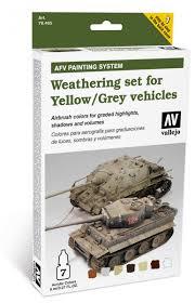 model air colores acrílicos acrylic colors