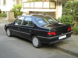 1993 peugeot 405 partsopen