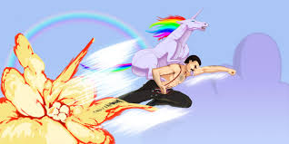 image 55285 robot unicorn attack harmony harmony know