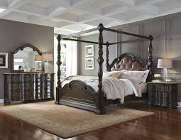 King Canopy Bedroom Sets Amusing King Bedroom Furniture Set King - California king size canopy bedroom sets