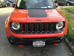 plasti dip jeep grand cherokee painting my grill trim jeep renegade forum