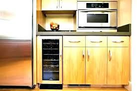 under cabinet fridge and freezer under cabinet refrigerator wide under counter wine cooler built in