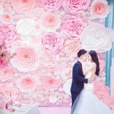Wedding Backdrop Canada Canada Paper Flowers For Wedding Backdrop Supply Paper Flowers