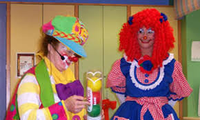 clown magician party host rockin roxanne s party magic clowns magicians and party