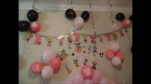 minnie mouse birthday party minnie mouse birthday party easy ideas