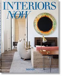 interiors now 3 taschen books