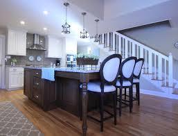 2 island kitchen master bedroom becomes dream kitchen in bonnie brae diane gordon