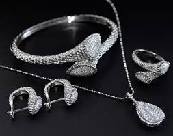 sterling silver necklace set images Silver jewellery stacha styles jpg