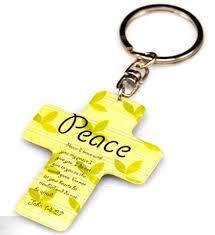 christian products aliexpress buy 100 pcs key chain christian souvenir gift