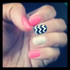 55 best chevron nail art ideas for girls