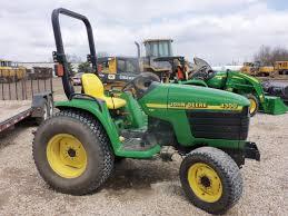 john deere 4300 compact diesel tractor john deere equipment