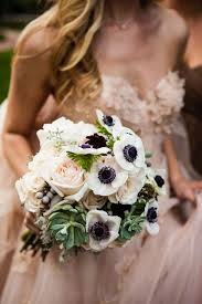 Wedding Ideas For Fall 40 Anemone Wedding Ideas Bouquets Cakes And Invitations Deer