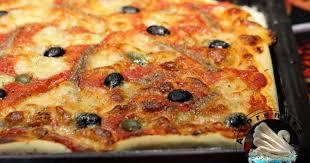 cuisiner une pizza pizza sicilienne recette par a prendre sans faim