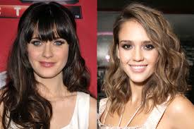 best haircut for oval face and curly hair haircuts for wavy hair oval face the best haircuts for oval shaped