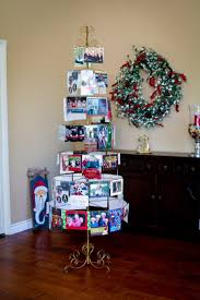 free standing christmas card holder christmas lights card and decore