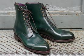 carmina jumper boot loden shoes pinterest male fashion