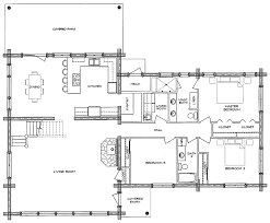 Log Home Plans With Open Floor Plans by Log Home Open Floor Plans Factory Homes Log Home Open Floor Plans