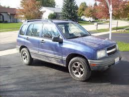 tracker jeep chevrolet tracker 2493625
