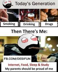 I Like Food And Sleep Meme - dopl3r com memes todays generation smoking drinking drugs then