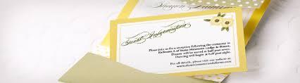 enclosure cards enclosure card wording magnetstreet weddings