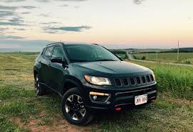 jeep compass trailhawk 2018 2017 jeep compass trailhawk review u2013 the last compass wanted to be