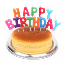 birthday cake candles happy birthday letter candles toothpick cake candle kids