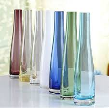 Wholesale Glass Flower Vases Small Tube Table Decoration Colored Glass Vases Wholesale Buy