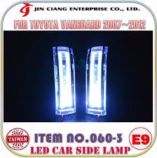 Vanguard Lighting Toyota Estima Led Light Toyota Estima Led Light Suppliers And