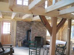 Timber Frames Make Wonderful Small Homes Energy Efficiente Not So