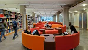 mchenry library extension by boora architects