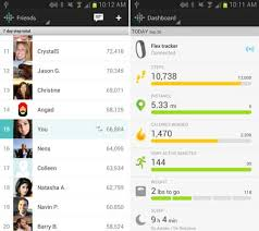 fitbit app android 10 best free health fitness apps for android getandroidstuff