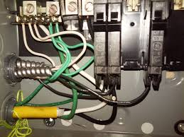 wiring a trailer for 110 power diesel forum thedieselstop com