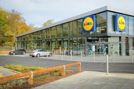 siege lidl lidl store to open its doors in ringwood today daily echo