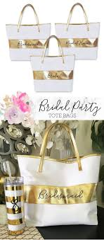 bridal party gift bags best 25 bridesmaid gift bags ideas on thoughtful