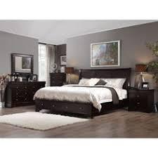 Master Bedroom Sets King by Stonehill Dark Brown Pecan Wood 5pc Bedroom Set W King Kd Poster