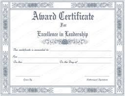 award certificate samples certificate template powerpoint 43 formal and informal editable