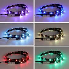 online store multi colored rgb 100cm 39 inch led strip light bias
