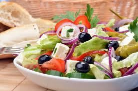 cuisine grecque traditionnelle recette salade grecque à la feta