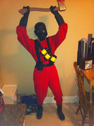 Tf2 Halloween Costume Pyro Halloween Costume Budget Tf2