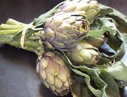 cuisiner les artichauts violets recettes de cuisine artichauts poivrades grillés escapadeslr