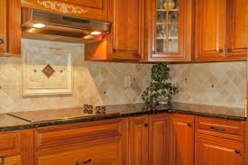 Alluring Tile Backsplashes With Granite Countertops On Diy Home - Tile backsplashes with granite countertops