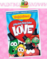 veggietales silly thing called dvd giveaway winner